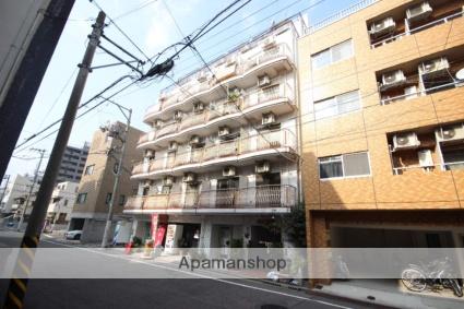 広島県広島市中区、鷹野橋駅徒歩6分の築32年 7階建の賃貸マンション
