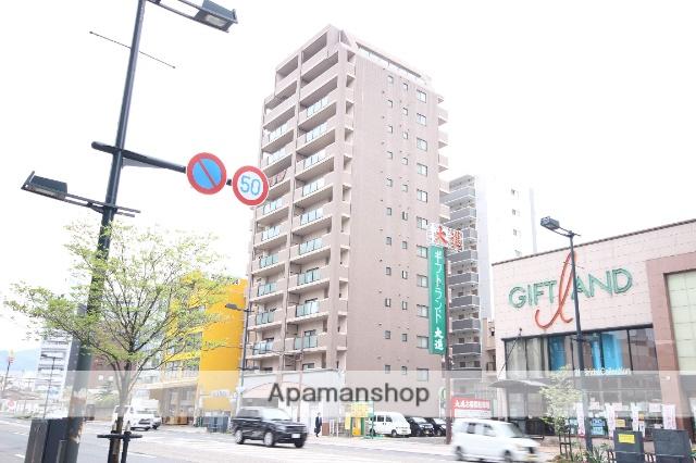 広島県広島市中区、横川駅徒歩15分の築13年 13階建の賃貸マンション
