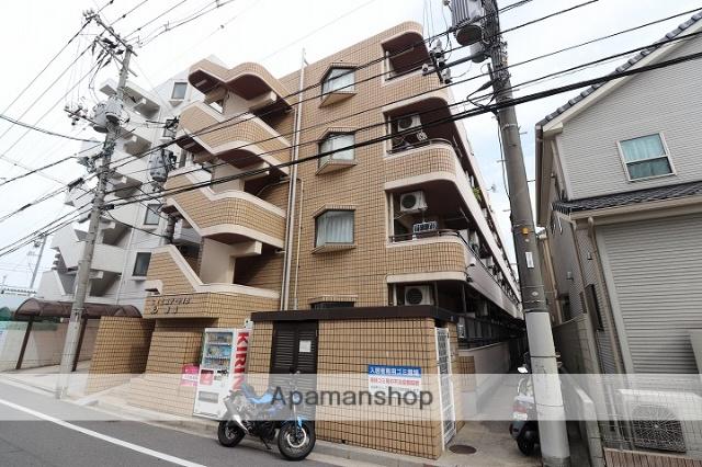 広島県広島市南区、的場町駅徒歩29分の築25年 4階建の賃貸マンション