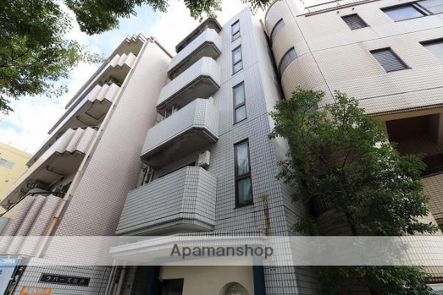 広島県広島市南区、比治山橋駅徒歩11分の築28年 5階建の賃貸マンション