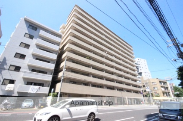 広島県広島市中区、比治山下駅徒歩9分の築33年 12階建の賃貸マンション