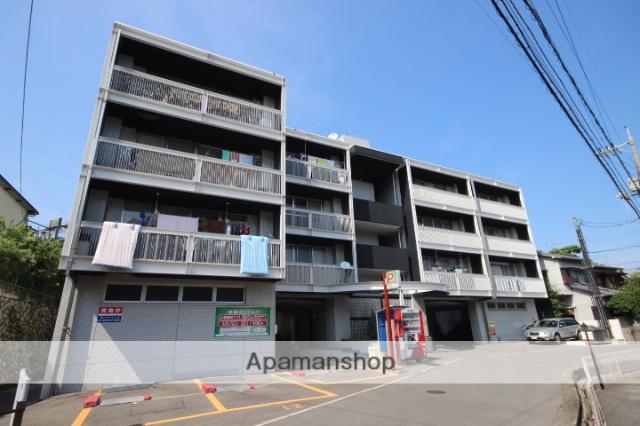広島県広島市西区、東高須駅徒歩10分の築25年 4階建の賃貸マンション