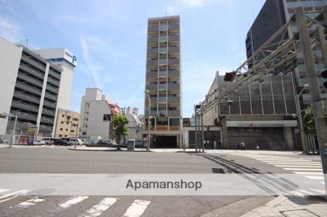 広島県広島市中区、胡町駅徒歩7分の築11年 10階建の賃貸マンション