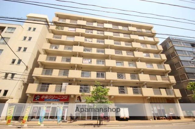 広島県広島市東区、広島駅徒歩8分の築28年 8階建の賃貸マンション
