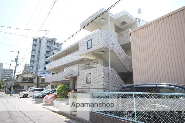 広島県広島市中区、舟入幸町駅徒歩8分の築22年 3階建の賃貸マンション