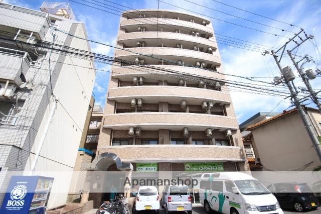 広島県広島市西区、横川駅駅徒歩8分の築21年 8階建の賃貸マンション