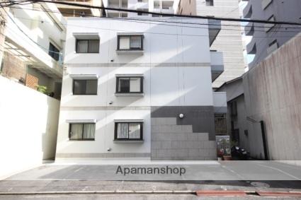 広島県広島市中区、舟入町駅徒歩4分の築22年 3階建の賃貸マンション