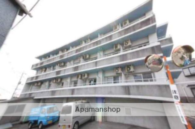 広島県広島市安佐南区、下祇園駅徒歩18分の築23年 3階建の賃貸マンション