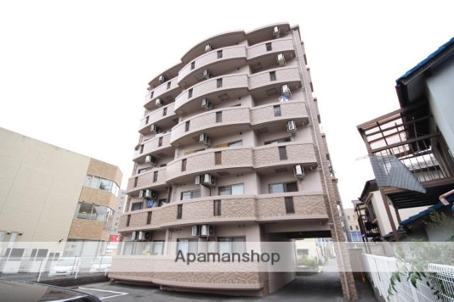 広島県広島市安佐南区、下祇園駅徒歩12分の築23年 6階建の賃貸マンション