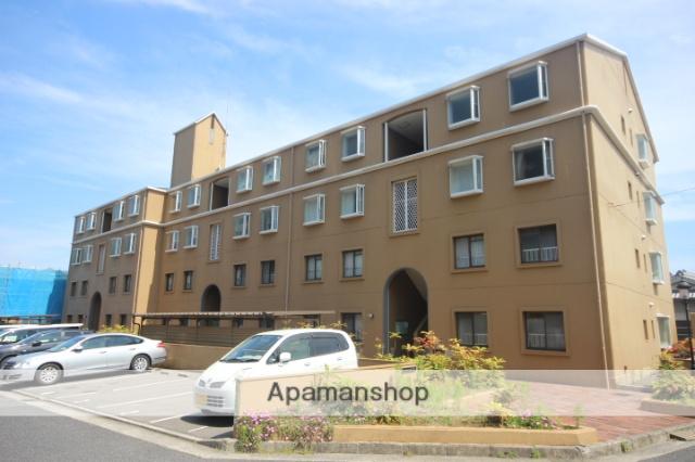 広島県広島市西区、五日市駅徒歩19分の築30年 4階建の賃貸マンション