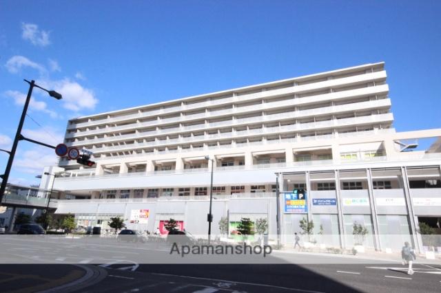 広島県広島市東区、広島駅徒歩4分の築6年 9階建の賃貸マンション