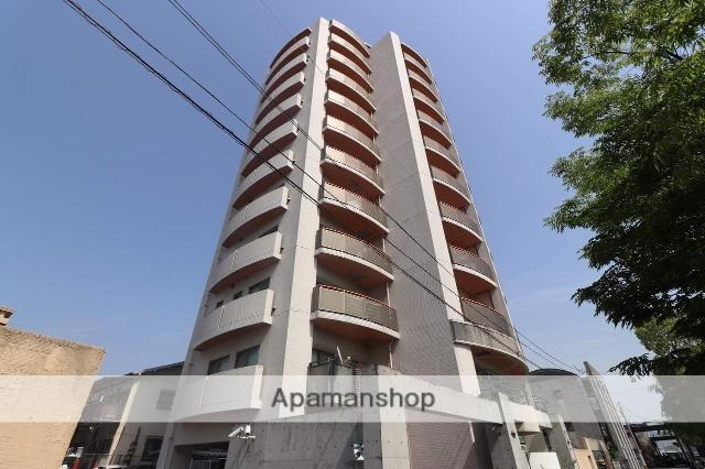 広島県広島市南区、的場町駅徒歩22分の築14年 12階建の賃貸マンション