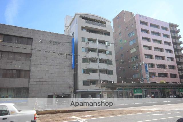 広島県広島市中区、本川町駅徒歩4分の築19年 8階建の賃貸マンション