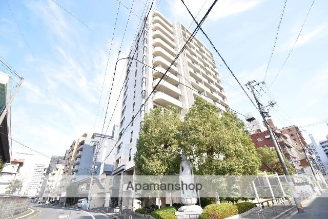広島県広島市中区、鷹野橋駅徒歩10分の築28年 14階建の賃貸マンション