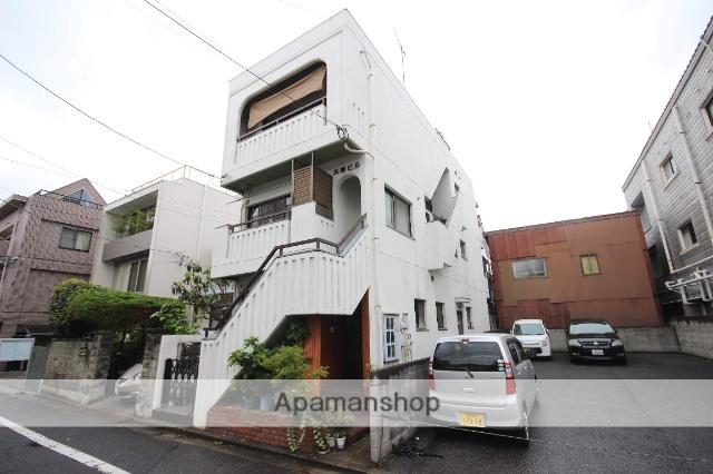 広島県広島市中区、舟入本町駅徒歩5分の築31年 3階建の賃貸マンション