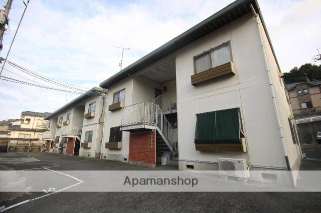 広島県広島市東区、戸坂駅徒歩20分の築34年 2階建の賃貸アパート