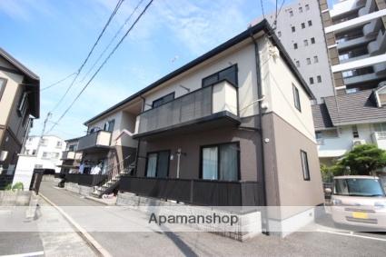 広島県広島市東区、白島駅徒歩13分の築17年 2階建の賃貸アパート