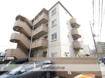 広島県広島市西区、東高須駅徒歩10分の築29年 4階建の賃貸マンション