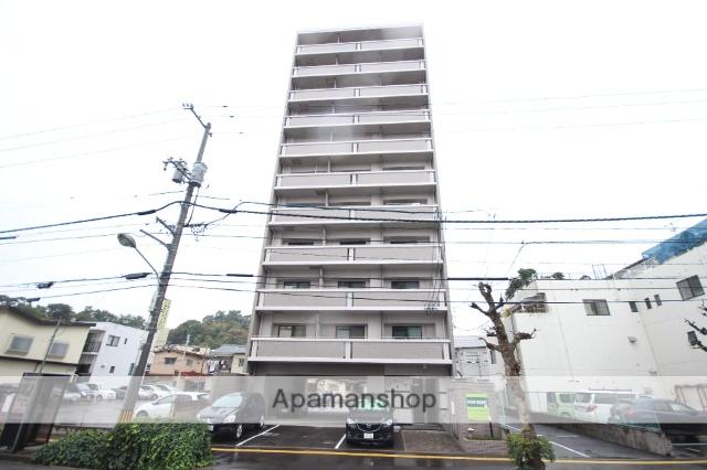 広島県広島市中区、舟入川口町駅徒歩14分の築19年 11階建の賃貸マンション