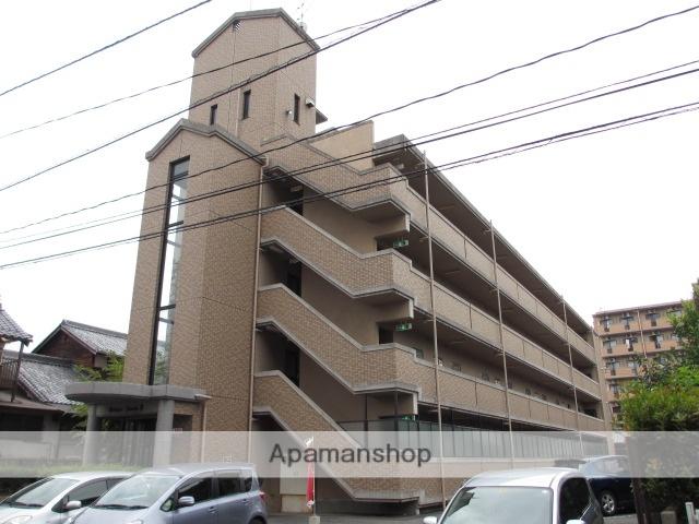広島県広島市安佐南区、下祇園駅徒歩13分の築20年 4階建の賃貸マンション