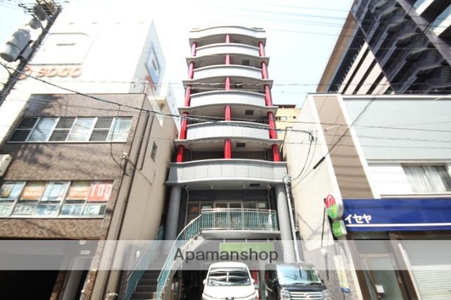 広島県広島市中区、本通駅徒歩5分の築13年 10階建の賃貸マンション