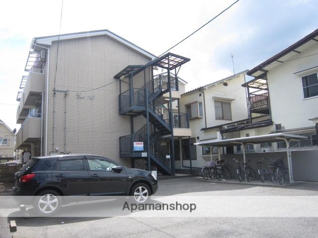 広島県広島市南区、的場町駅徒歩20分の築26年 3階建の賃貸マンション