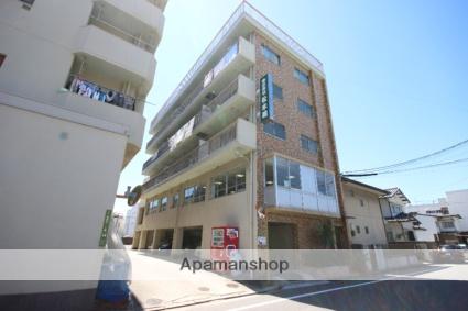 広島県広島市南区、南区役所前駅徒歩7分の築35年 5階建の賃貸マンション