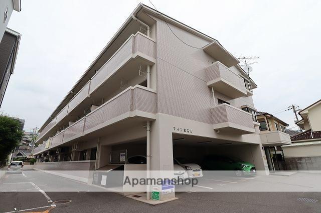 広島県広島市西区、東高須駅徒歩5分の築25年 3階建の賃貸マンション