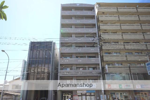 広島県広島市中区、舟入幸町駅徒歩8分の築19年 9階建の賃貸マンション