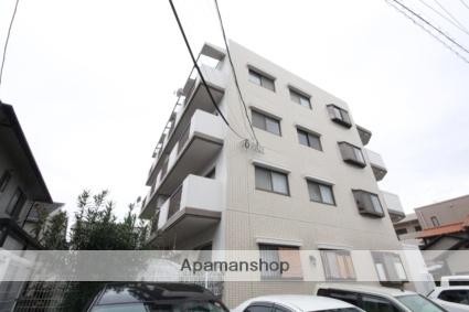 広島県広島市中区、舟入南町駅徒歩14分の築26年 4階建の賃貸マンション