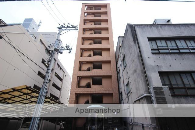 広島県広島市中区、本川町駅徒歩6分の築9年 10階建の賃貸マンション