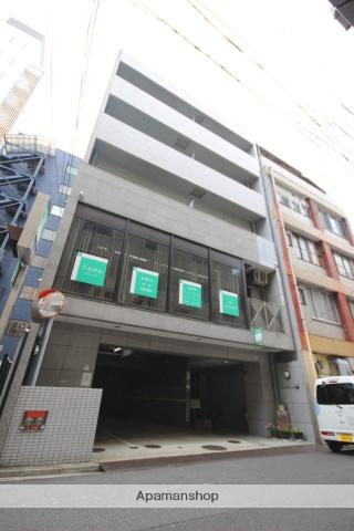 広島県広島市中区、銀山町駅徒歩2分の築14年 10階建の賃貸マンション