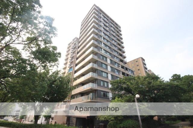 広島県広島市中区、広島駅徒歩20分の築8年 16階建の賃貸マンション