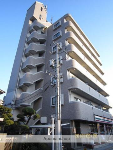 広島県広島市西区、安芸長束駅徒歩15分の築18年 7階建の賃貸マンション