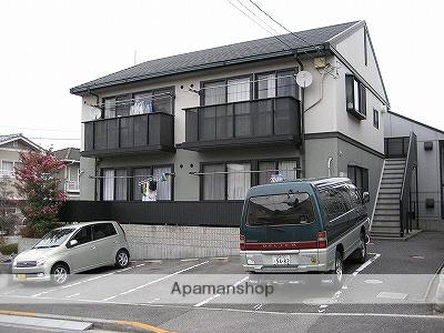 広島県広島市南区、広島駅徒歩74分の築20年 2階建の賃貸アパート