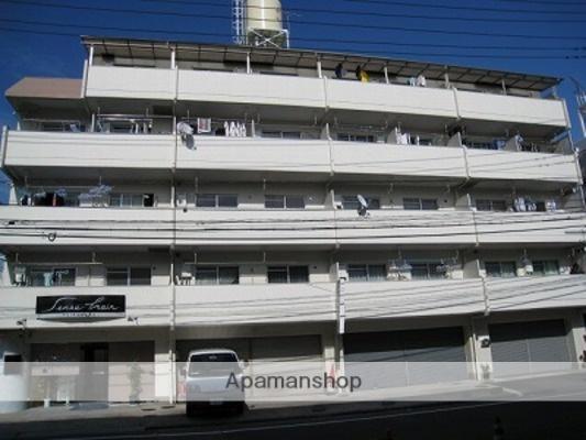 広島県広島市西区、広電西広島(己斐)駅徒歩13分の築36年 5階建の賃貸マンション