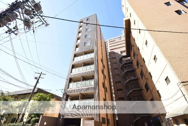広島県広島市中区、銀山町駅徒歩6分の築1年 10階建の賃貸マンション