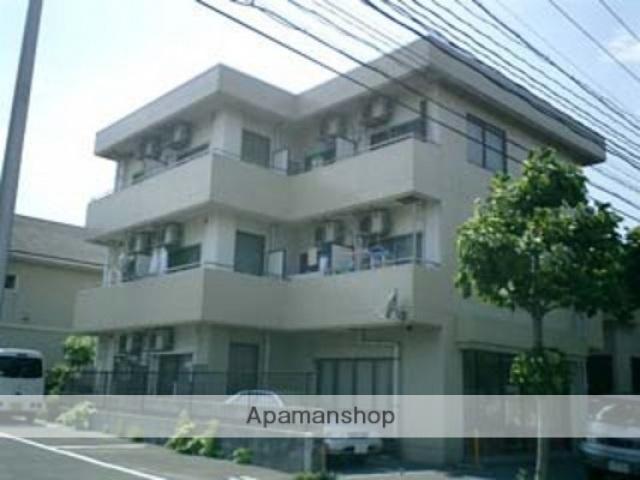 広島県広島市西区、草津駅徒歩10分の築29年 3階建の賃貸マンション