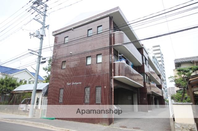 広島県広島市西区、古江駅徒歩13分の築24年 3階建の賃貸マンション