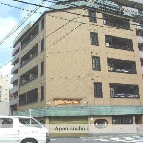 広島県広島市中区、土橋駅徒歩2分の築30年 6階建の賃貸マンション