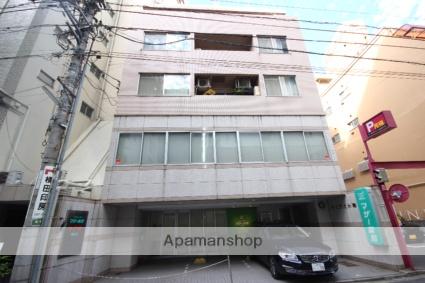 広島県広島市中区、銀山町駅徒歩2分の築23年 5階建の賃貸マンション