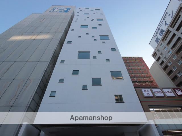 広島県広島市中区、銀山町駅徒歩6分の築1年 8階建の賃貸マンション