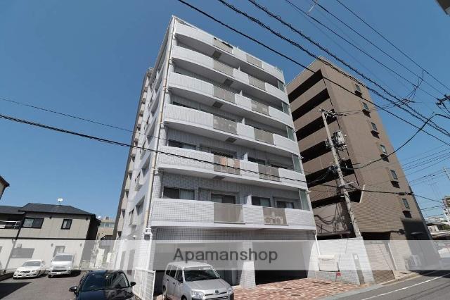 広島県広島市西区、天満町駅徒歩9分の築19年 7階建の賃貸マンション