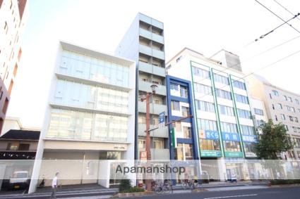 広島県広島市中区、原爆ドーム前駅徒歩4分の築13年 8階建の賃貸マンション
