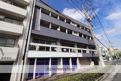 広島県広島市南区、比治山橋駅徒歩16分の築36年 4階建の賃貸マンション
