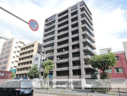 広島県広島市南区、広島駅徒歩12分の築13年 11階建の賃貸マンション