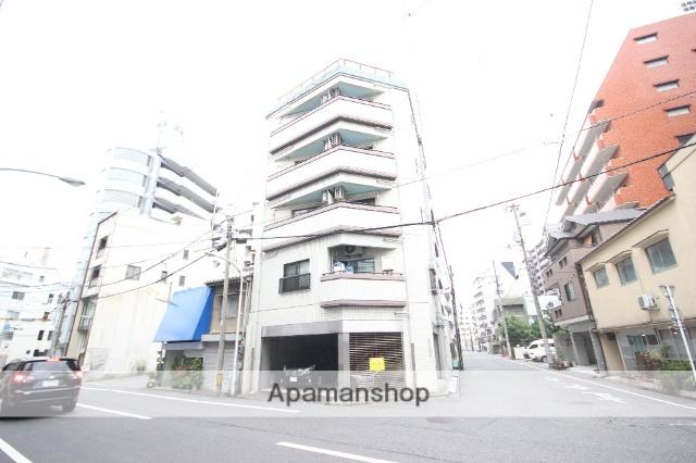 広島県広島市中区、鷹野橋駅徒歩8分の築28年 5階建の賃貸マンション