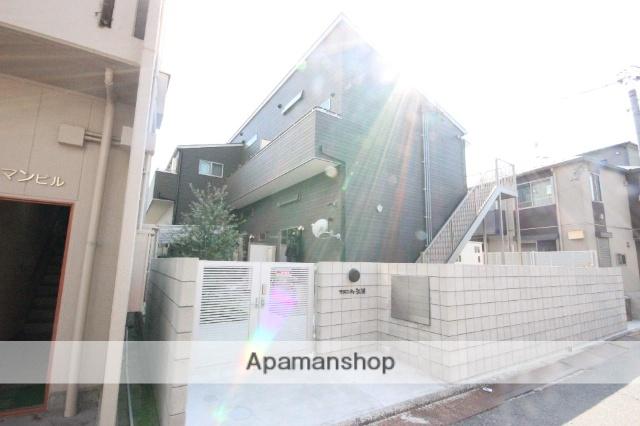 広島県広島市中区、舟入川口町駅徒歩20分の築1年 2階建の賃貸アパート