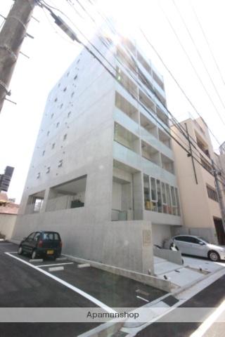 広島県広島市中区、本通駅徒歩18分の築1年 8階建の賃貸マンション