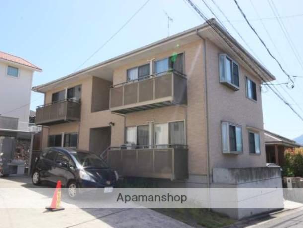 広島県広島市安佐南区、伴駅徒歩14分の築10年 2階建の賃貸アパート
